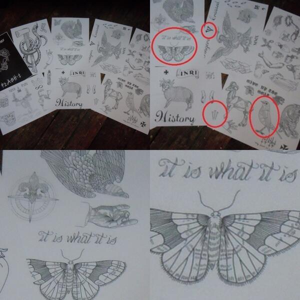 Behind The Scenes de Nabisco / Nouveau tatouage de Louis ♥