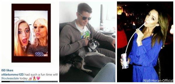 (31.05) Liam avec des Fans au concert d'Alicia Keys / Liam au Funky Buddha / (01.06) Louis & Niall avec des Fans / Liam en boite de nuit ♥
