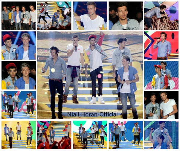 (11/12 Aout) Teen Choice Awards ♥
