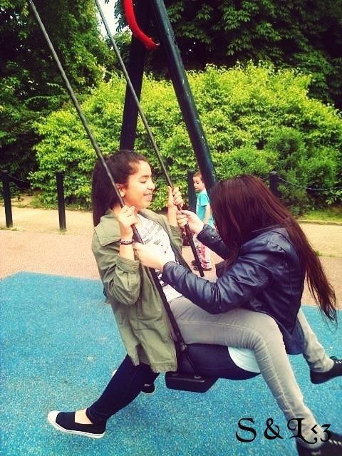 Salma & Louise ♥