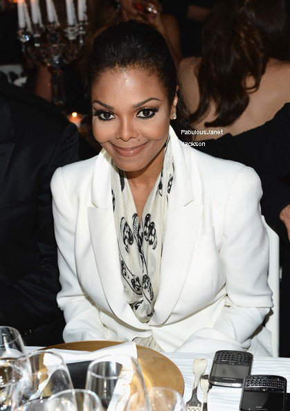 Janet Jackson - De Grisogono Party - 65th Annual Cannes Film Festival