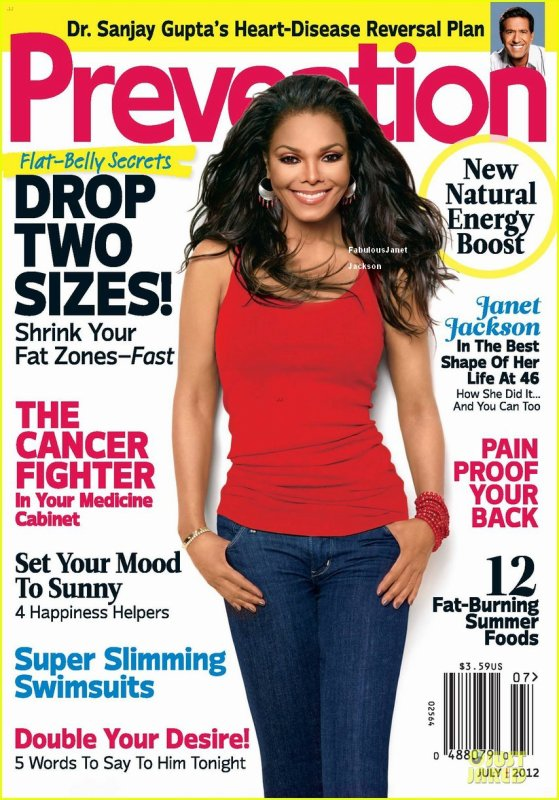 """Janet Jackson: """"J'étais loin d'avoir le diabète»"""