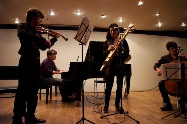Masashi Hamauzu en concert à Paris