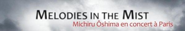 Michiru Ôshima en concert à Paris