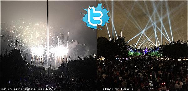 . 15/o6/2o15 : Kourt,  Mason& sont allés au « Parc Disneyland » pour l'anniversaire de North - à Anaheim. ● Kourtney porte des Lunettes Yves Saint-Laurent à 310¤, un Sac Chanel & des Baskets Converses à 50¤.  .