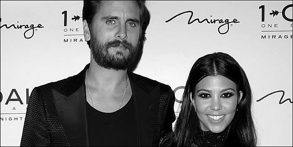 . Kourtney Kardashian & Scott Disick se séparent !  .