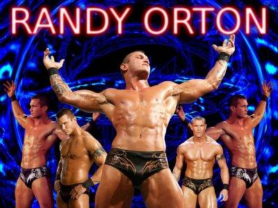 Mon Catcheur préféré Randy Orton dit la Vipère