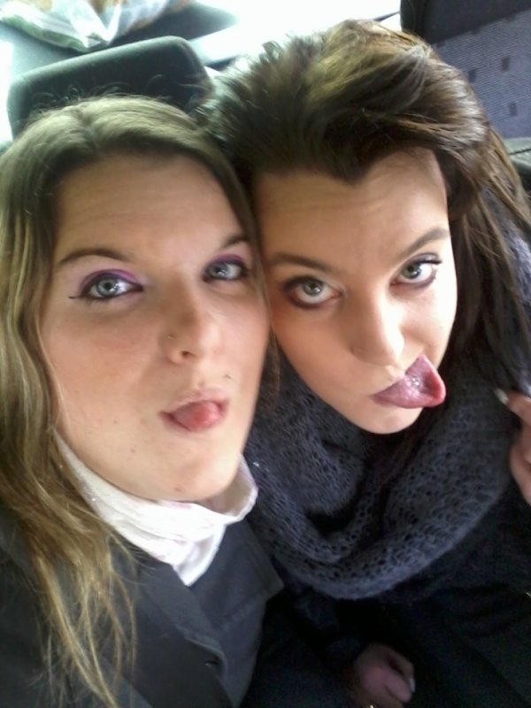 Moi et ma tante !