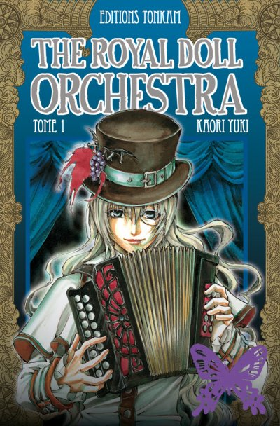 The Royal Doll Orchestra, tome 1