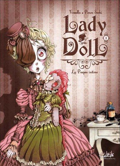 Lady Doll, tome 1 : La poupée intime