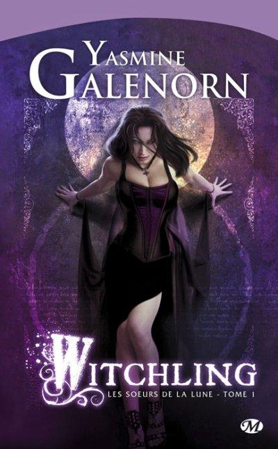 Les soeurs de la Lune, tome 1 : Witchling