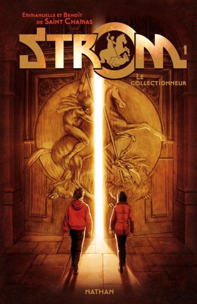 Strom, tome 1 : Le collectionneur