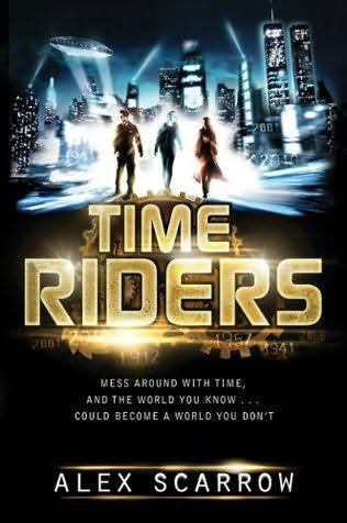 Time Riders, tome 1