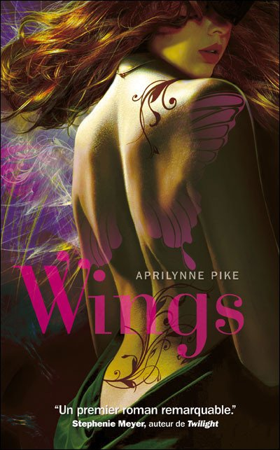 Wings/Ailes, tome 1