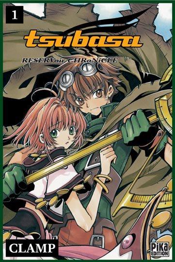 Tsubasa Reservoir Chronicle, tome 1