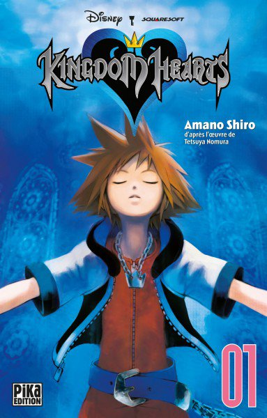 Kingdom Hearts, tome 1