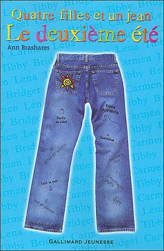 Quatre filles et un jean, tome 2 : Le deuxième été