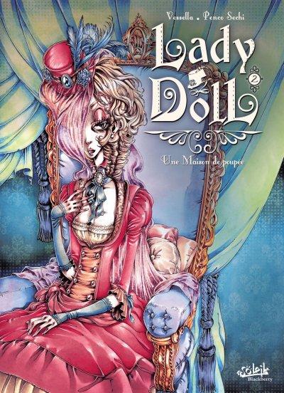Lady Doll, tome 2 : Une maison de poupées