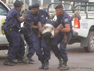 « Opération Likofi » : le général Kanyama met en garde « tous ceux qui hébergent les Kuluna dans les camps militaires »