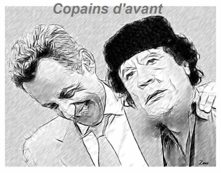 France. La gauche complice des frasques financières de Kadhafi