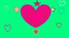 coeur étoilé