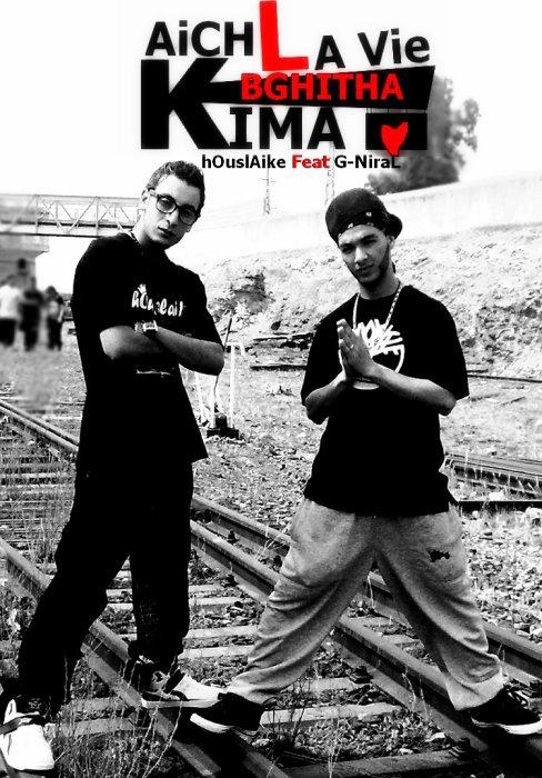 MAXI LA TOLERANCIA / Mister HouslAike With G-Niral │Aich la vie Kima Bghiteha│ (2011)