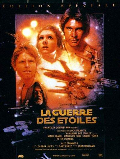 """ZOOM SUR : LA TRILOGIE STAR WARS  Un classique de la """"Syfy"""" par George Lucas"""