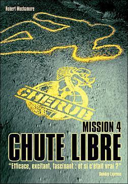 149- CHERUB - Chute libre *