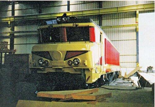 E-1300 en construction