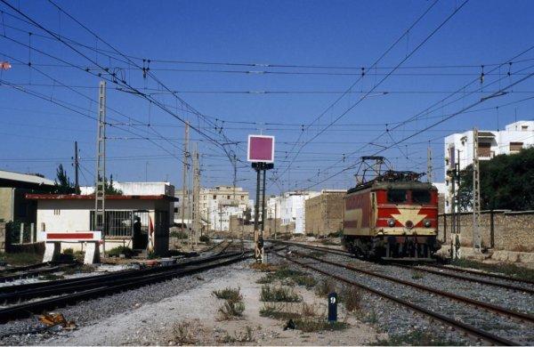 E-702 à Safi en 1993