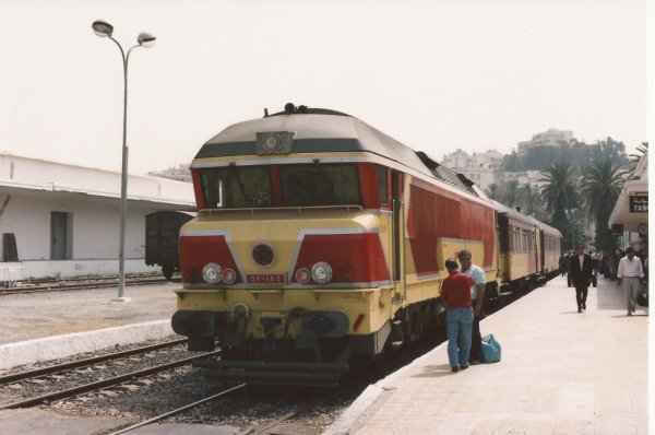 DF-103 à Tanger en 1997