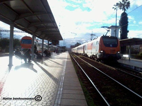 E-1418 et 2 Z2M à Meknès