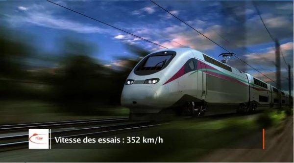 la nouvelle livrée TGV duplex 2N2