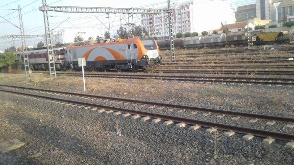 E-1457 et E1116 a Meknes