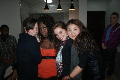 les filles du 861