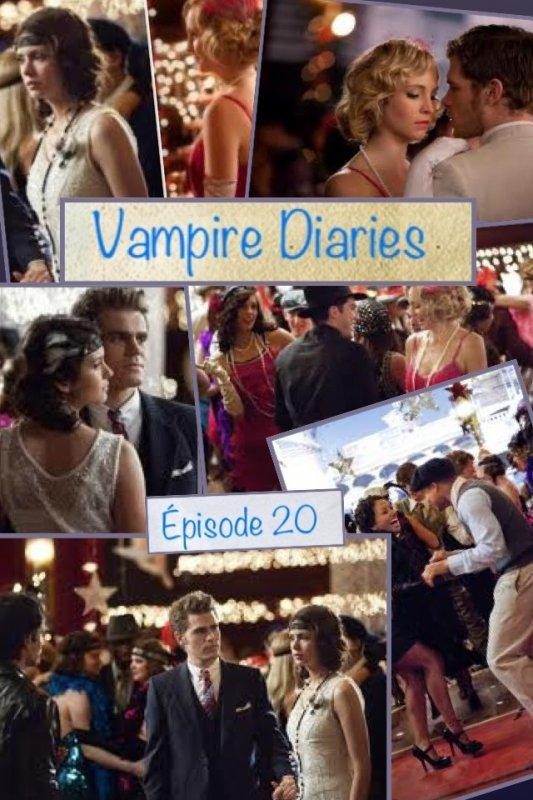 Vampire Diaries-Saison 3 épisode 20