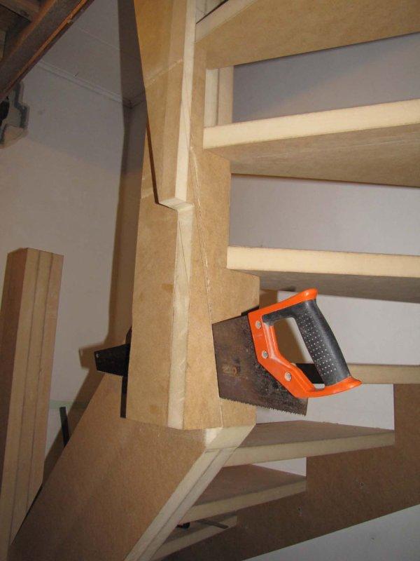 Escalier Suite