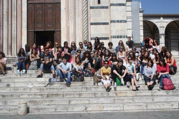 Dove fuggi ?  In Italia ! ♥ 8-p