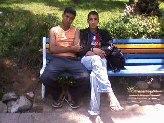 moi et mon amis abdelah