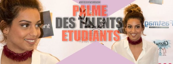 LA PALME DES TALENTS ETUDIANTS █▐▌█▐  #FLASHBACK  █▐▌█▐ PHOTOS OFFICIELLES