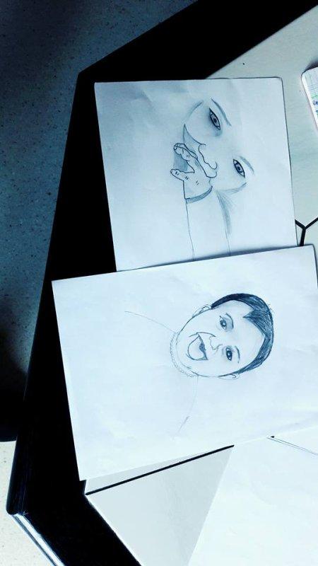 mes dessin et photos