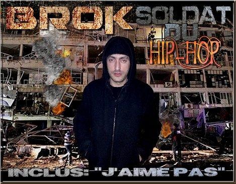 """Soldat du hip-hop dispo gratuitement  (click sur  l'image """"partage-facile"""" ) / La vie ma mis des baffes (2012)"""