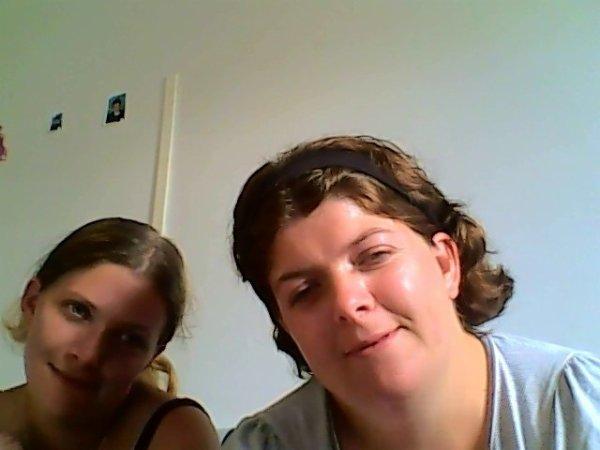 avec ma soeur