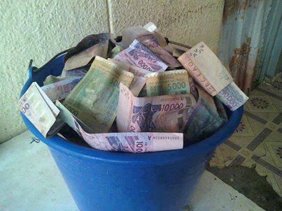 le respect avant l'argent.