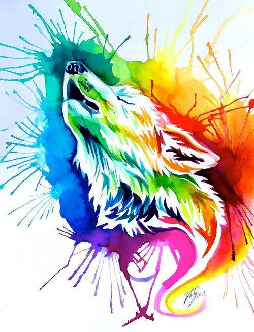 Tout en couleur <3
