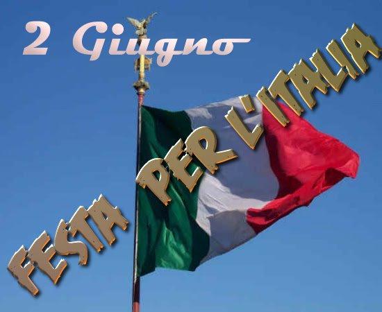 FÊTE NATIONALE ITALIENNE .