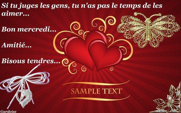 SMS DU JOUR .