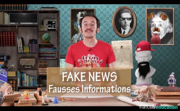 FAKE NEWS .