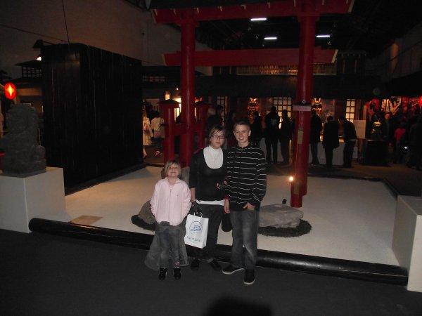 moi et mes deux soeur