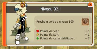 Mon up 92 a l'arene Bonta.